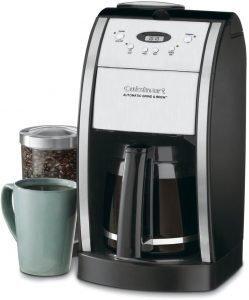 Cuisinart Dgb 550bkp1 Grind & Brew Coffeemaker