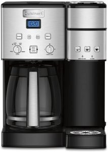 Cuisinart Ss 15p1 12 Cup And Single Serve Coffee Brewer