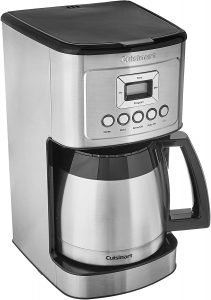 Cuisinart Stainless Steel Thermal Coffee Maker
