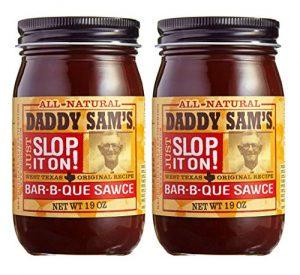 Daddy Sam's Bbq Gluten Free Sauce
