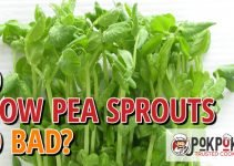 Do Snow Pea Sprouts Go Bad?