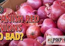 Do Spanish Red Onions Go Bad?