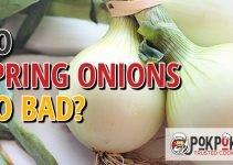 Do Spring Onions Go Bad?