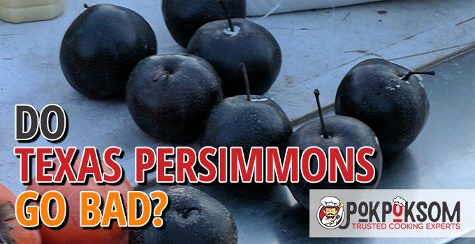 Do Texas Persimmons Go Bad