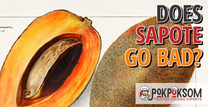 Does Sapote Go Bad
