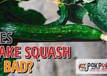 Does Snake Squash Go Bad?