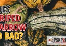 Does Striped Marrow Go Bad?