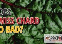 Does Swiss Chard Go Bad?
