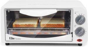 Elite Gourmet Personal Toaster Oven