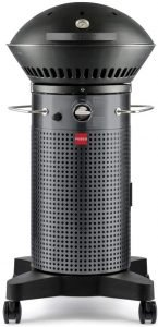 Fuego F21c H Element Hinged Propane Gas Grill