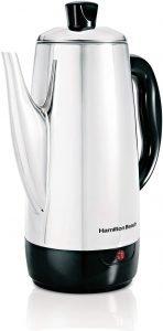 Hamilton Beach 12 Cup Electric Percolator Coffee Maker