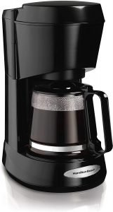 Hamilton Beach 5 Cup Switch Coffee Maker