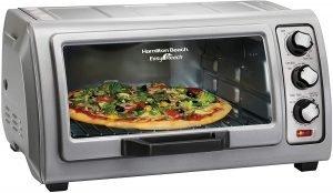 Hamilton Beach 6 Slice Countertop Toaster Oven