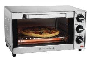 Hamilton Beach Countertop Pizza Maker & Toaster Oven