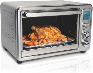 Hamilton Beach Digital Toaster Oven