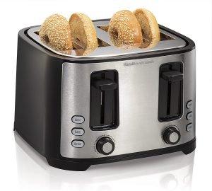 Hamilton Beach Extra Wide Slot Toaster