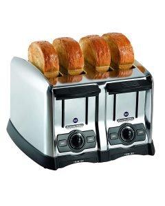 Hamilton Beach Proctor Silex Commercial 4 Slice Toaster