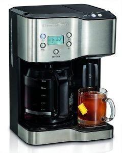 Hamilton Beach Programmable Coffee Maker & Hot Water Dispenser