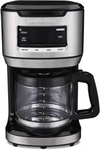 Hamilton Beach Programmable Frontfill 14 Cup Coffee Maker