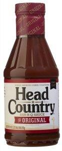 Head Country Bbq Sauce Original Flavor
