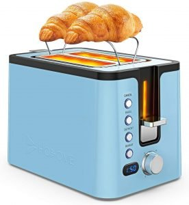 Hosome Stainless Steel Bread Bagel Toaster
