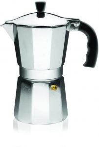 Imusa Usa B120 42v Aluminum Espresso Stovetop Coffee Maker