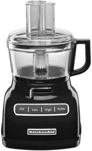 Kitchenaid Kfp0722ob 7 Cup Food Processor