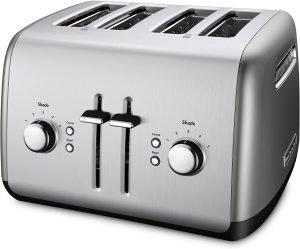 Kitchenaid Kmt4115cu 4 Slice Toaster