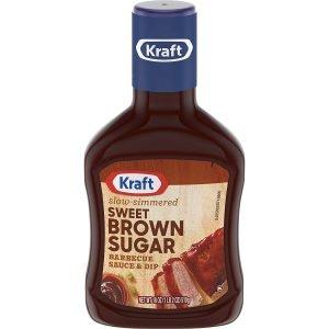 Kraft Hickory Smoke Bbq Sauce