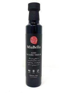 Miabella Barrel Aged Balsamic Vinegar