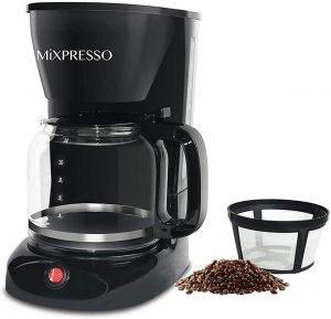 Mixpresso 12 Cup Drip Coffee Maker