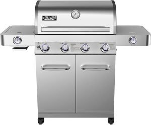 Monument Grills 24367 4 Burner Propane Gas Grill