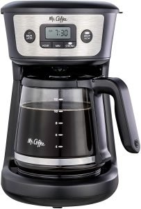Mr. Coffee 12 Cup Programmable Coffee Maker