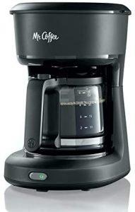 Mr. Coffee 2129512 5 Cup Mini Brew Switch Coffee Maker