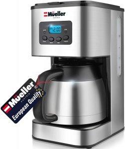 Mueller Austria Ultra Brew 8 Cup Thermal Coffee Maker