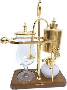 Nispira Belgian Luxury Royal Family Balance Vacuum Coffee Maker