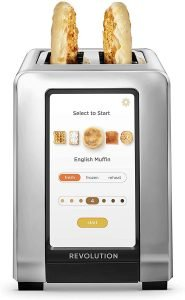 Revolution Cooking R180 Stainless Touchscreen Toaster