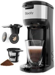 Sboly Single Server Coffee Machine