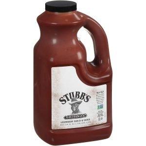 Stubb's Original Legendary Bar B Q Sauce