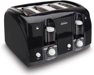 Sunbeam Wide Slot 4 Slice Toaster