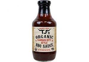 Trader Joe's Organic Kansas City Style Bbq Sauce