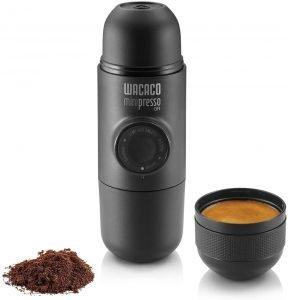 Wacao Minipress Gr,portable Espresso Machine