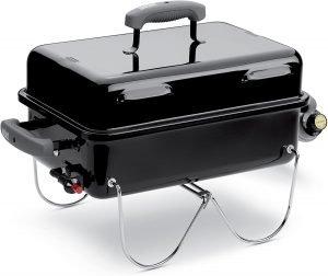 Weber 1141001 Go Anywhere Gas Grill