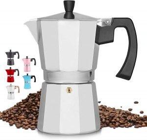 Zuhay Classic Stovetop Espresso Maker