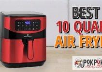5 Best 10 Quart Air Fryers (Reviews Updated 2021)