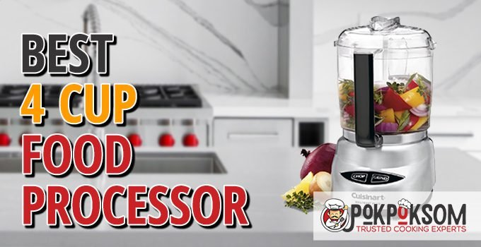 Best 4 Cup Food Processor