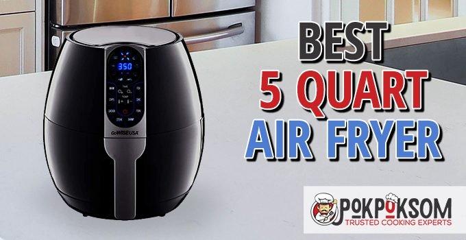 Best 5 Quart Air Fryer