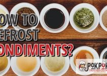 How to Defrost Condiments?