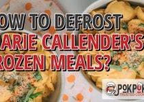 How To Defrost Marie Callender's Frozen Meals?
