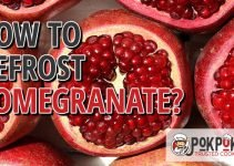 How to Defrost Pomegranate?